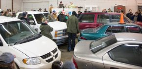 Buying A Car At Auction
