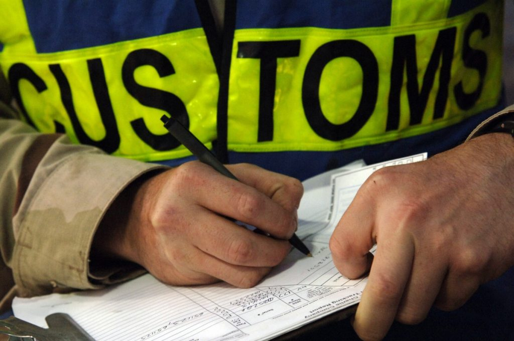 Customs Officer