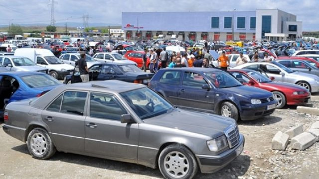types of auction cars