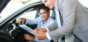 Can I Buy a New Car from a Dealer's Auction?
