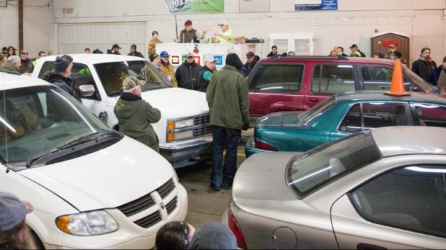 Car dealer auction