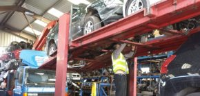 Importing Used or Salvage Vehicles from the United States into El Salvador including Toyota