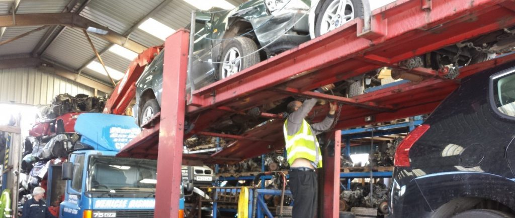 Importing Used or Salvage Vehicles from the United States into El ...