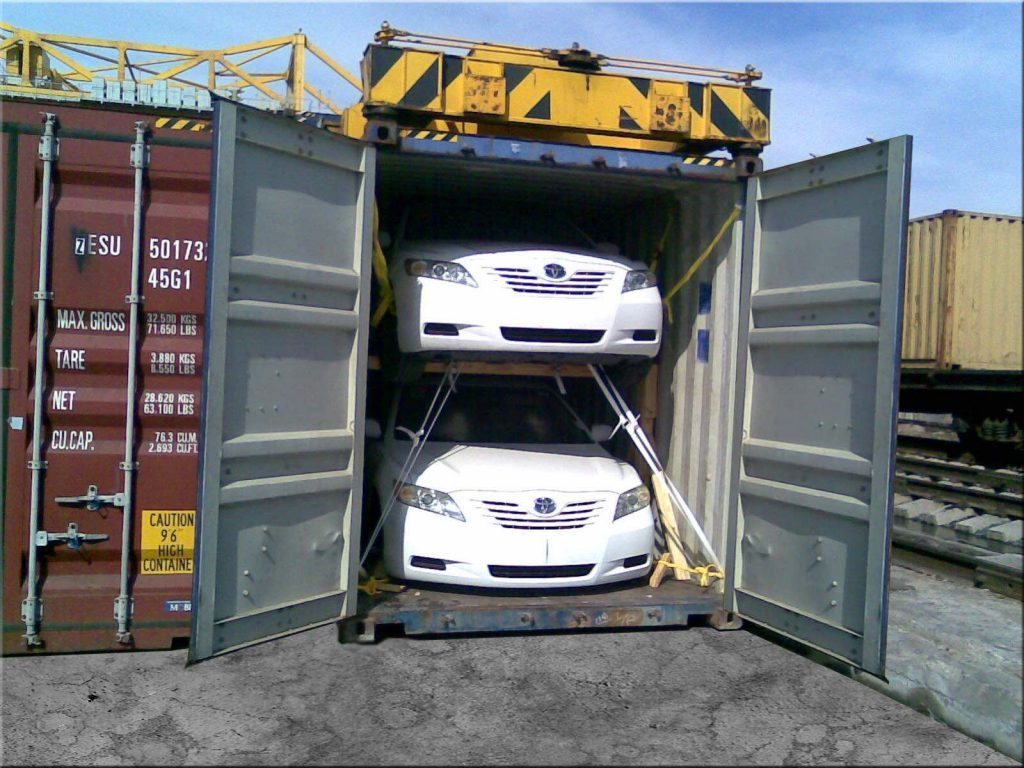 car export for UK