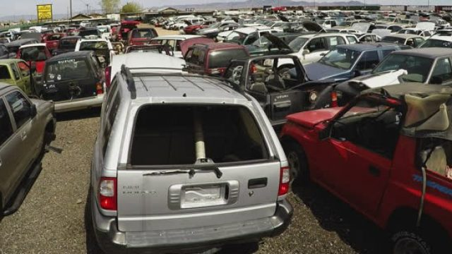 salvage cars auction
