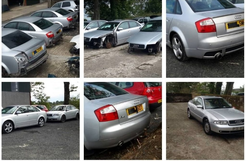 Salvage Cars Online