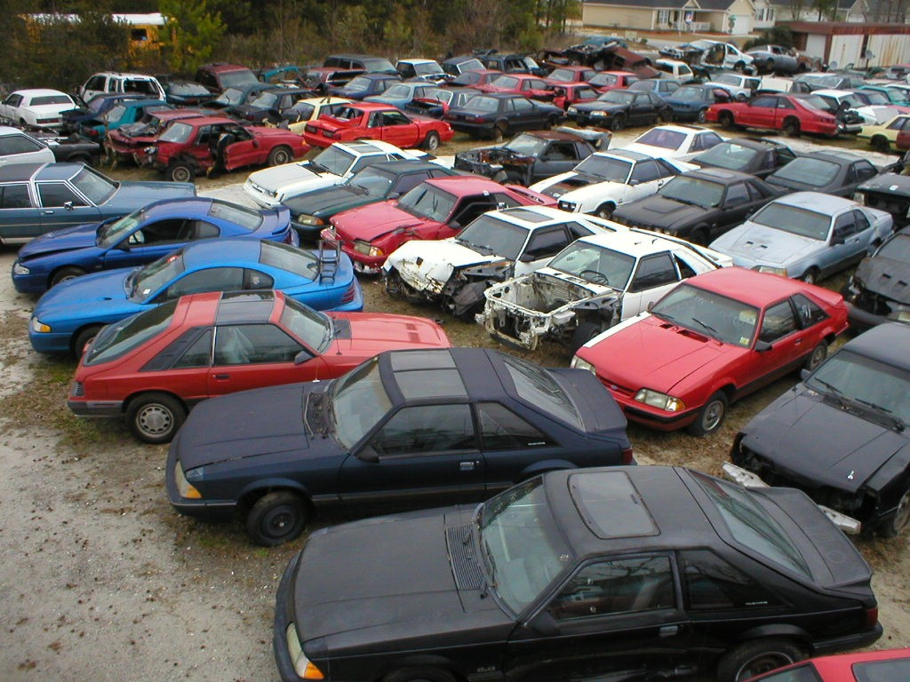 How Do I Cope With A Totaled Car Auto Auction Mall