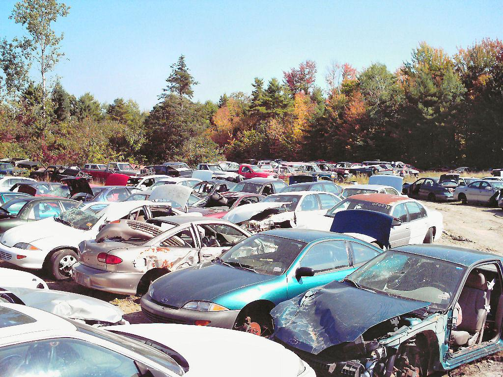 What Should I Know about Buying Salvage Cars at Auction? - Auto ...