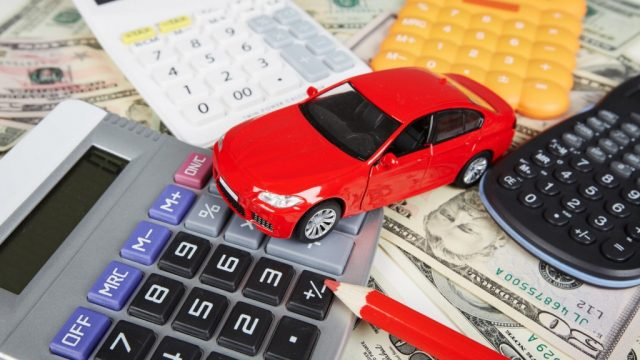 toy car calculator money