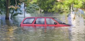Can I Buy a Flooded Car and Then Fix it to Obtain a Title in Georgia?