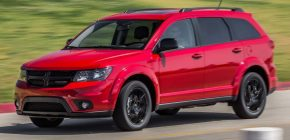 Buying a Used Dodge Journey