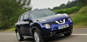 Buying a Nissan Juke
