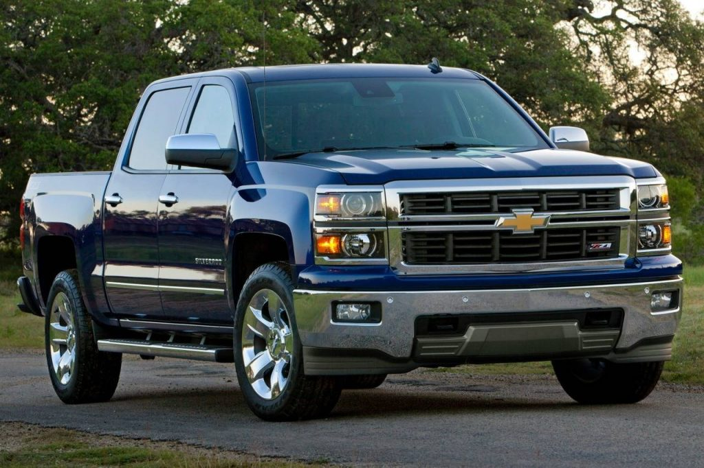 is the 2015 chevy silverado pickup a good used vehicle auto auction mall. Black Bedroom Furniture Sets. Home Design Ideas