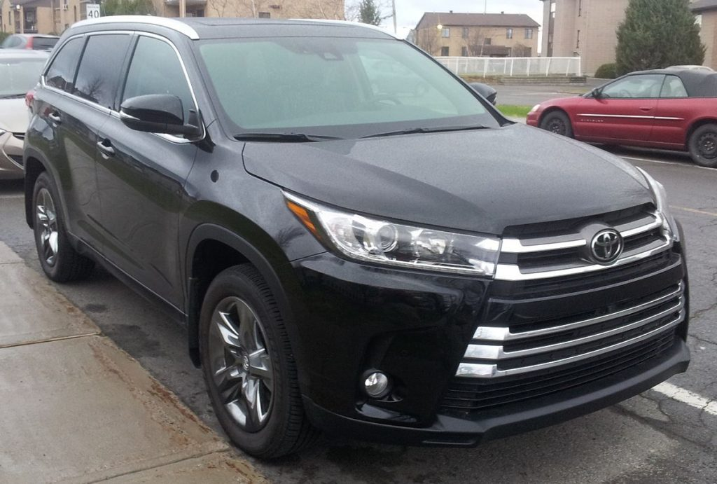 Buying A Used Toyota Highlander