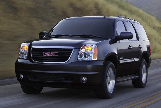 Used GMC SUV