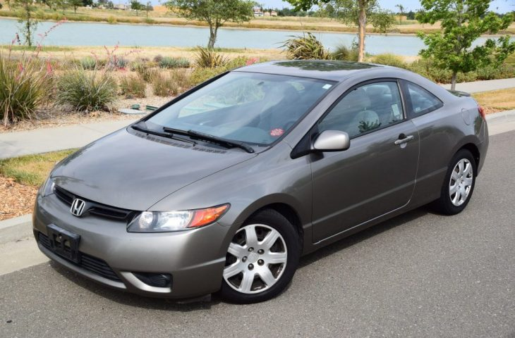 2006-2011 Honda Civic Coupe