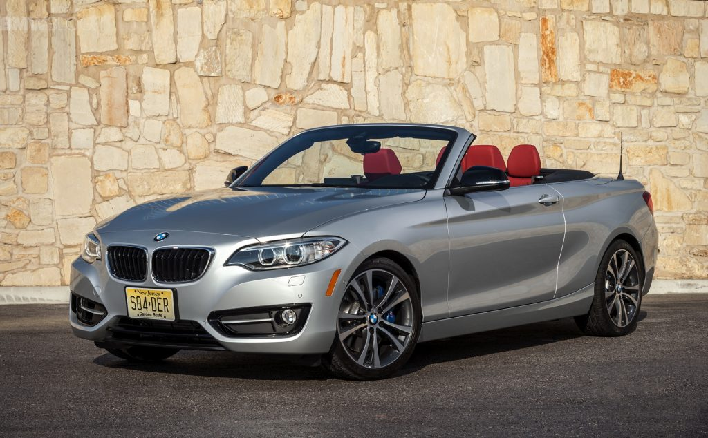 2016 BMW 2 Series Convertible