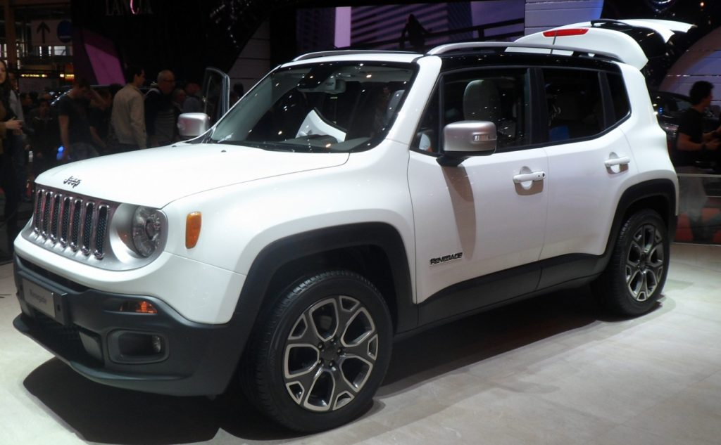 reviewing the jeep renegade auto auction mall. Black Bedroom Furniture Sets. Home Design Ideas