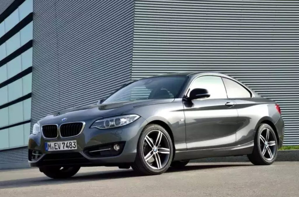 Used 2016 BMW 2 Series