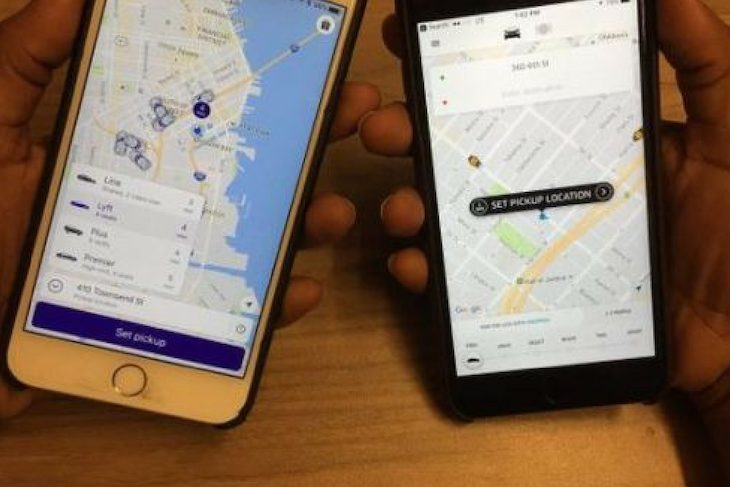 Ride-Sharing Services