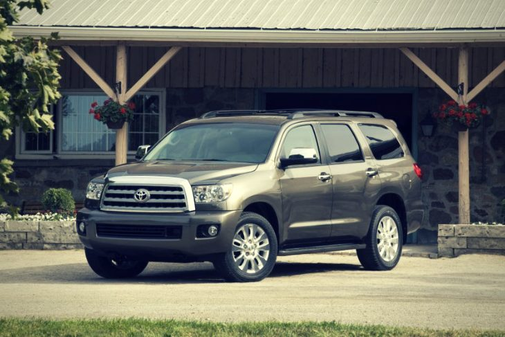 Toyota Sequoia Auto Auction Mall Potholes Nigeria