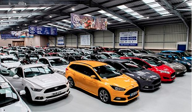 auction cars